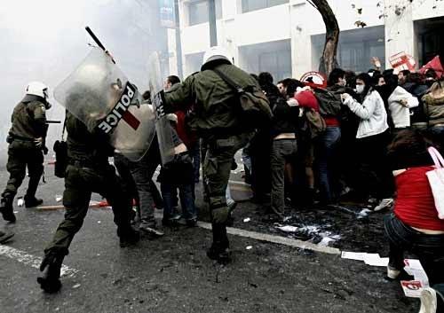 Πανεκπαιδευτικό Συλλαλητήριο, Μάρτιος 2007