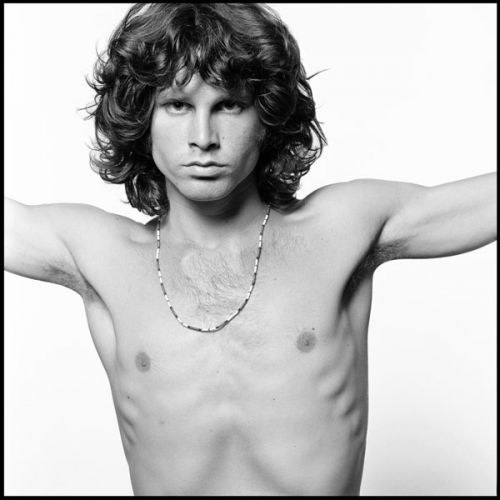 «Jim Morrison, the Young Lion», Joel Brodksy, 1967