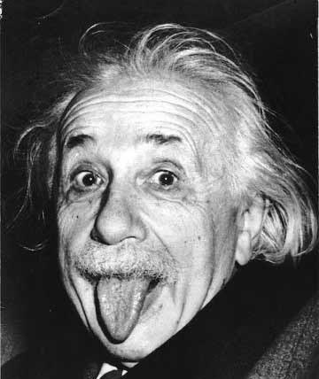 «Albert Einstein», Arthur Sasse, 1951