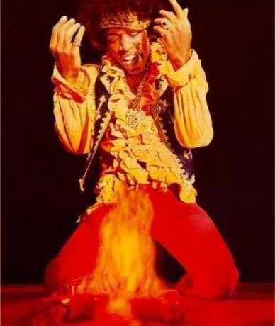 Jimi Hendrix, Jim Marshall, 1967